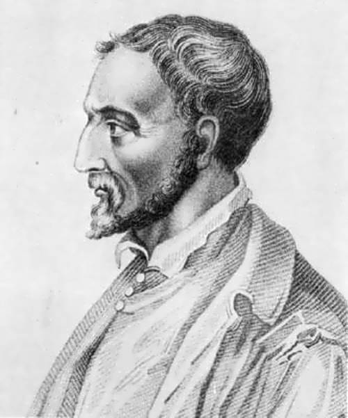 Geronimo Cardano – Italian scientist