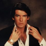 Handsome Pierce Brosnan