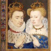 Heinrich of Navarre and Margaret of Valois