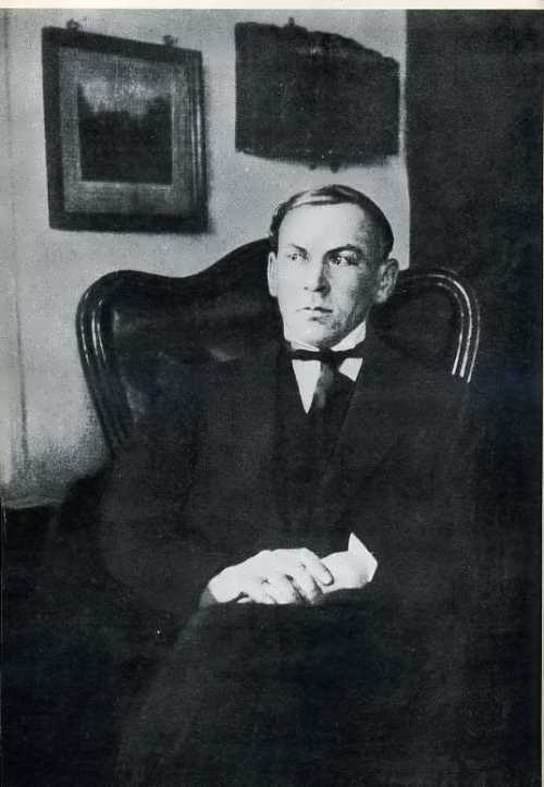 Heorhiy Narbut - the most important Ukrainian graphic designer of the twentieth century