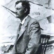 Interesting painter Edvard Munch