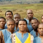 Ladysmith Black Mambazo – South African male group
