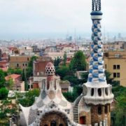 Magnificent Park Guell