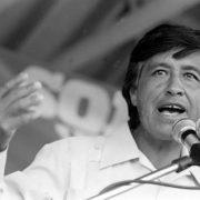 Mexican-American labor leader