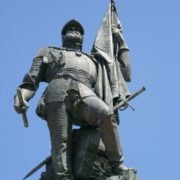 Monument to Cortes
