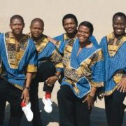 Outstanding Ladysmith Black Mambazo