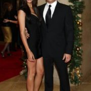 Paloma Jimenez and Vin Diesel