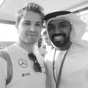 Popular Nico Rosberg