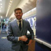Popular Steven Gerrard