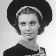Prominent Vivien Leigh
