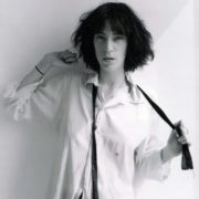 Renowned Patti Smith