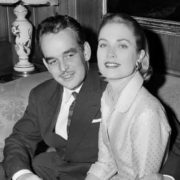 Respected Grace Kelly and Rainier III