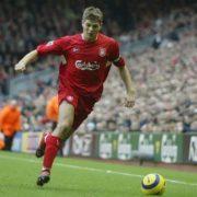 Respected Steven Gerrard