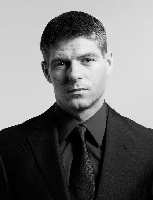 Steven Gerrard - English football player