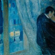 The Kiss by the Window, 1892
