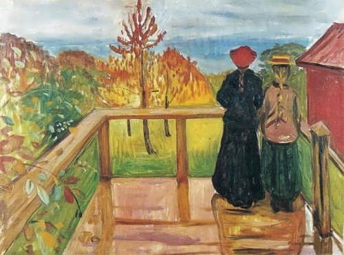 The Rain, 1902