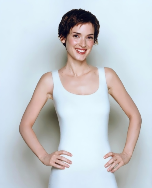 Winona Ryder – beautiful actress