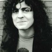 Celebrated Marc Bolan