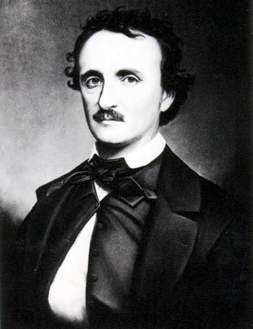 Edgar Allan Poe - Horror writer and poet