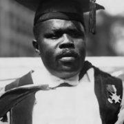 Famed Marcus Garvey