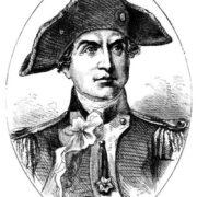 Famous sailor John Paul Jones