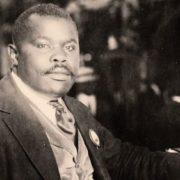 Garvey - Jamaican writer