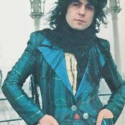 Handsome Marc Bolan
