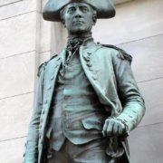 John Paul Jones Memorial in Washington