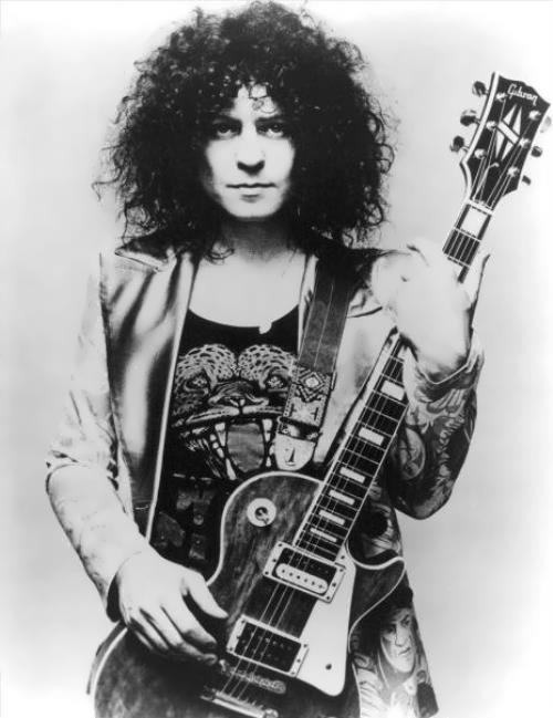 Marc Bolan - British singer and songwriter