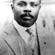 Respected Marcus Garvey