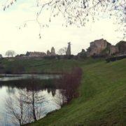 The castle of Gilles de Rais