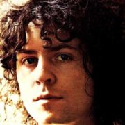 Well known Marc Bolan