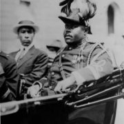 Well known Marcus Garvey