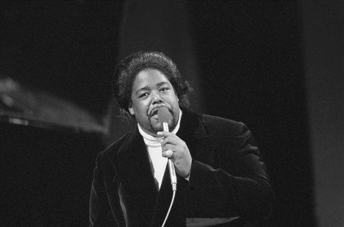 Acclaimed Barry White