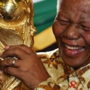 Acclaimed Nelson Mandela