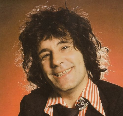 Alex Harvey - Scottish rock musician