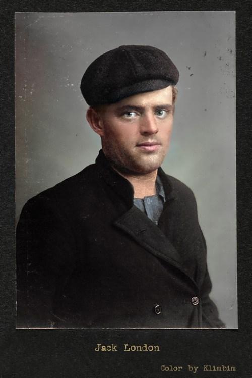 Attractive Jack London