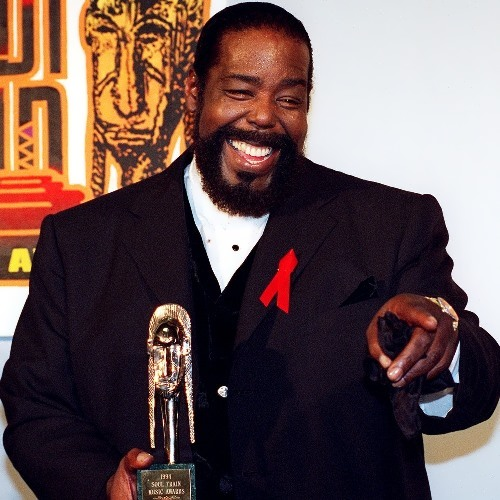 Barry White - American singer