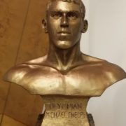 Bust of Phelps