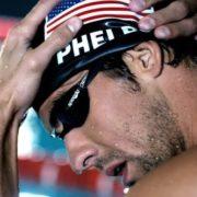 Celebrated Michael Phelps