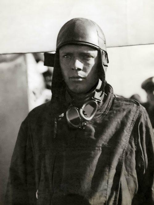 Charles Lindbergh in 1925