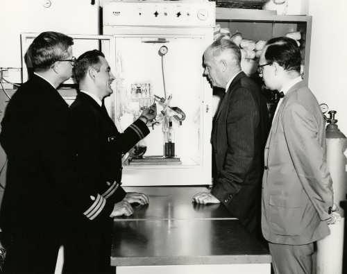 Demonstration of Lindbergh's invention