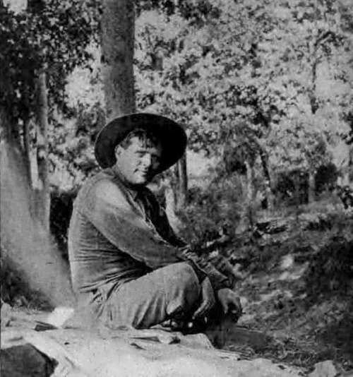 Famed Jack London
