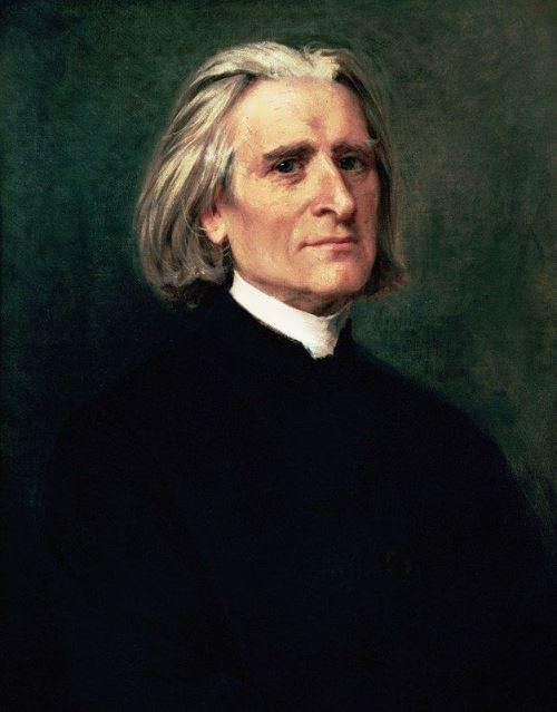 Franz Liszt - Hungarian composer