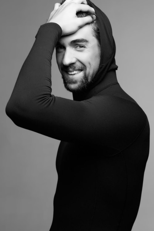 Handsome Michael Phelps