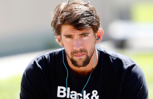 Magnificent Michael Phelps