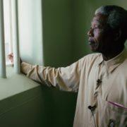 Mandela in prison