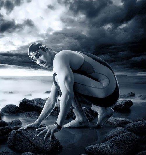 Michael Phelps - swimming sensation