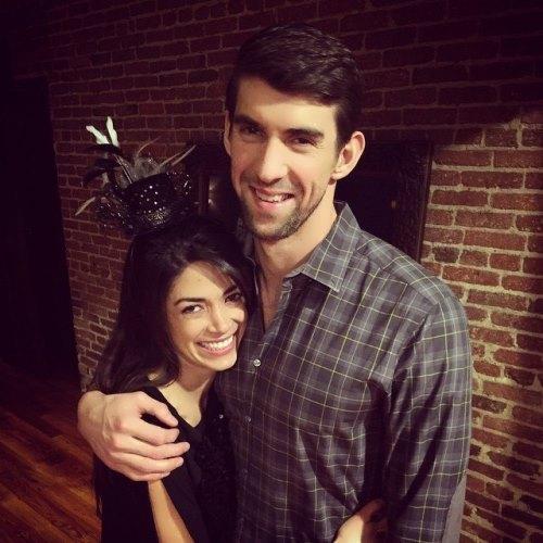 Michael and his wife Nicole Johnson