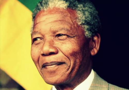 Nelson Mandela spent almost 30 years in prison for fighting against apartheid in South Africa